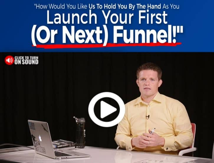 Create First Sales Funnel In Click Funnels